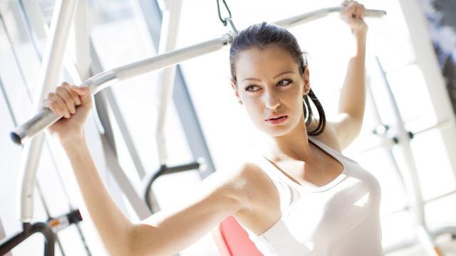 """""""當懶惰成為了現在的產物,為了健康,就應該努力健身!"""""""