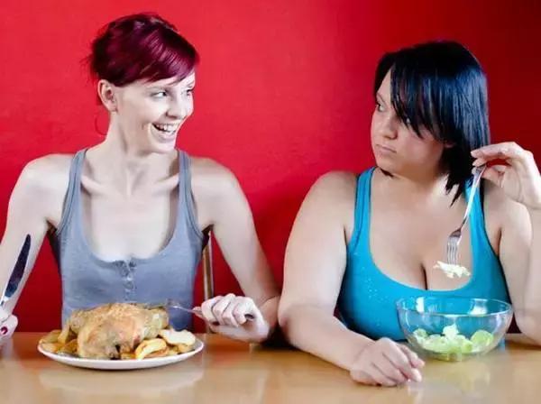 """""""為什麼說吃飽了,才好減肥?易瘦體質養出來!"""""""
