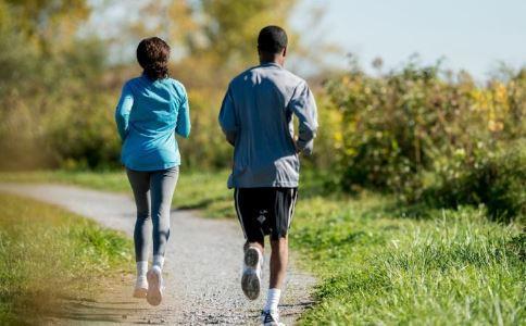 """""""堅持慢跑一個月——身體發生改變"""""""
