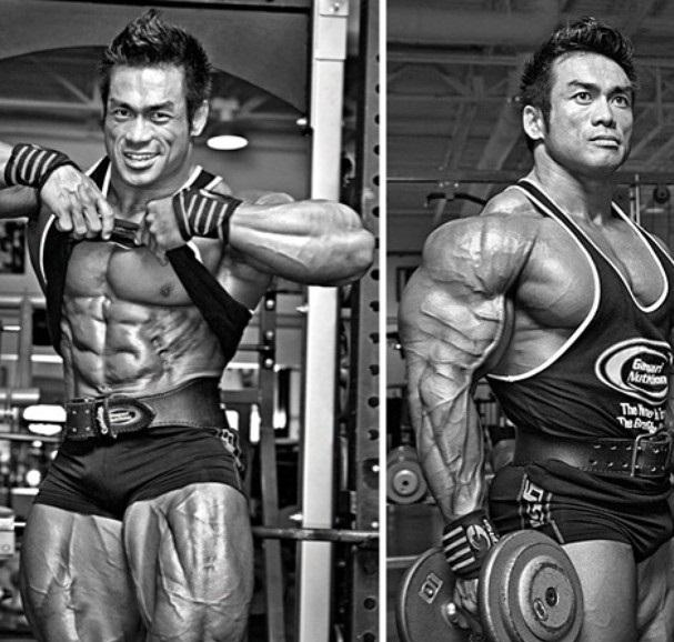 """""""""""小日本""""的大肌肉:他是亞洲最大肌肉塊頭,碾壓歐美亞洲之光!"""""""