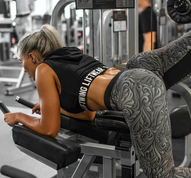 """""""臀腿增肌力量喚醒訓練:8個動作幫你激活喚醒臀腿部肌群"""""""