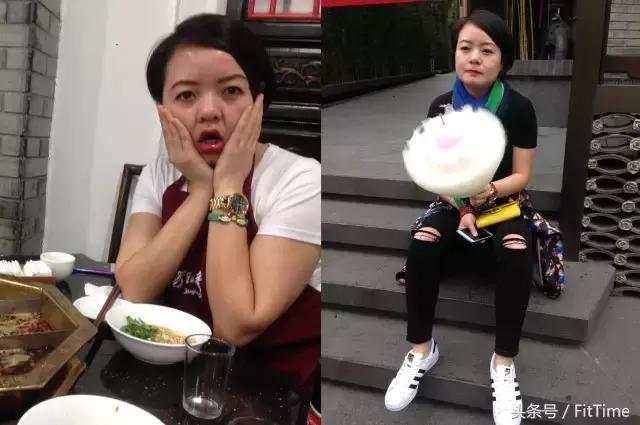 """""""3年減肥坎坷路,改變飲食一朝變辣媽"""""""