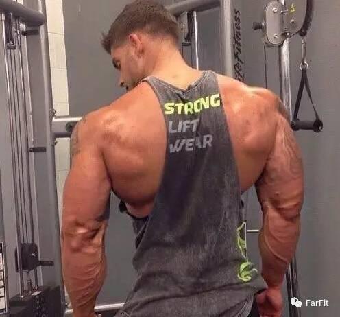 """""""三角肌後束練起來太痛苦,但強大的肩膀怎能忽視?"""""""