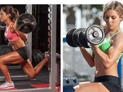 """""""健身的正確順序,胸、背、肩臂、腿部哪個優先?"""""""