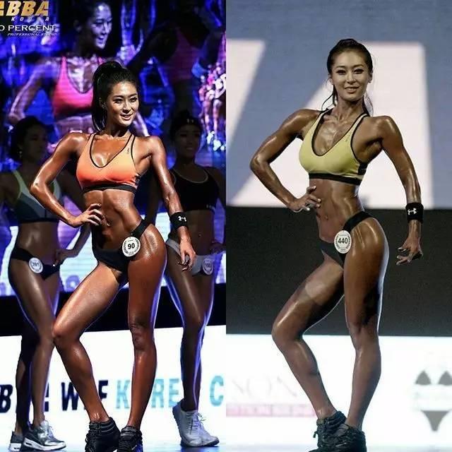 """""""腿變粗、長肌肉、增體重,但這個亞洲妹子性感撩人沒商量!"""""""