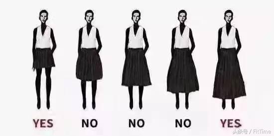 """""""幾個妙招,解決夏天身材沒練好的穿衣尷尬"""""""