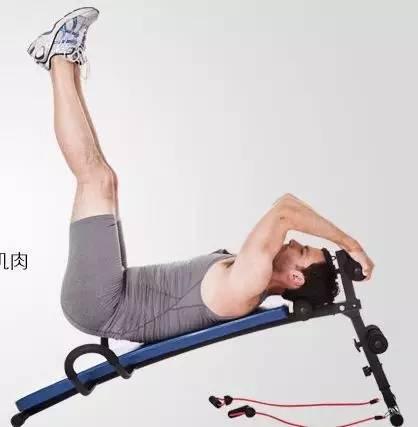 三個動作,針對腹肌薄弱地帶的訓練