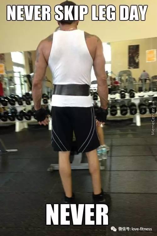 """""""男人健身不練腿的後果……看完我驚呆了"""""""