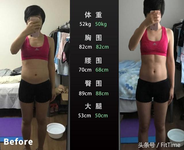"""""""28天我只堅持了一件讓我有成就感的事,結果我瘦了"""""""