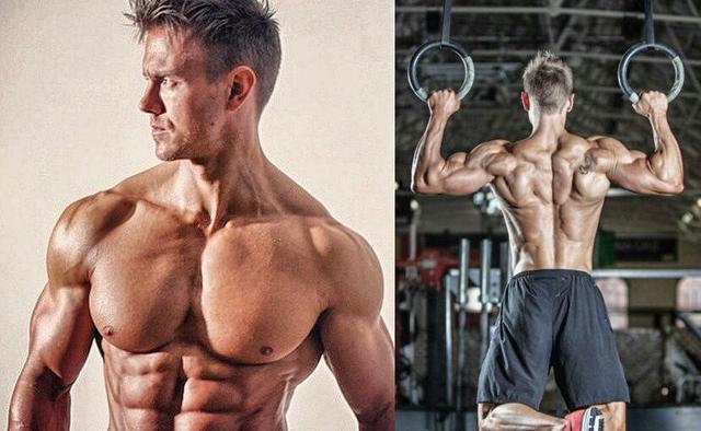 """""""背部中間區域背中縫增肌訓練:4個動作高效訓練背部中縫區域"""""""