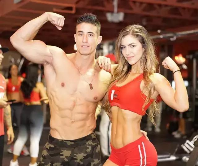 """""""肌肉男讓女人無法拒絕,你健身了嗎?"""""""