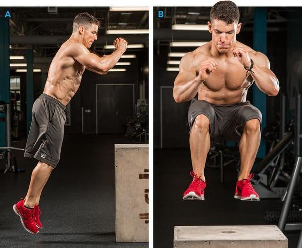高強度有氧力量訓練,刷脂的同時提高你的體能耐力!