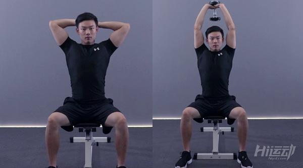 手臂力量直接影響胸肌大小! 6個最佳手臂動作