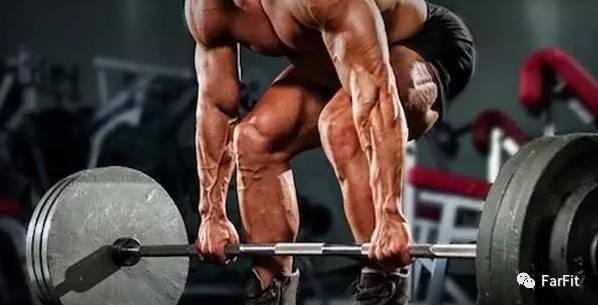 健身王牌訓練動作——硬拉!
