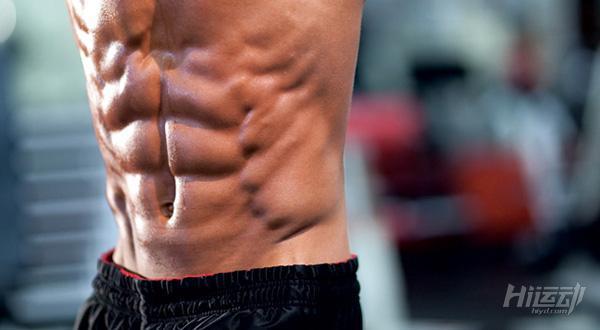 最後幾塊腹肌練不出來? 5個動作針對下腹肌
