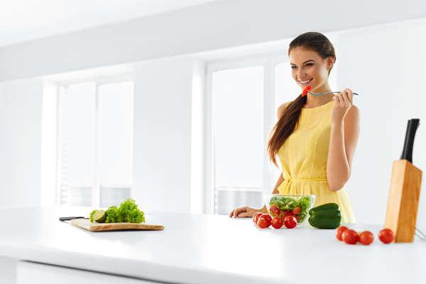 天天吃水煮菜,水果,怎麼一點沒瘦?