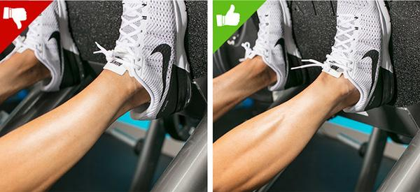 告別6個腿舉的致命錯誤!科學有效的練腿