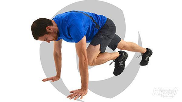 6個動作高強度訓練!減肥累了不等於減了