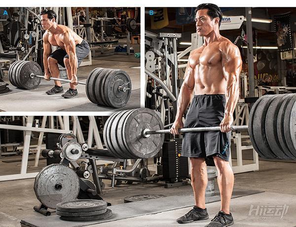 硬拉基礎教學!健身必會的黃金健身動作