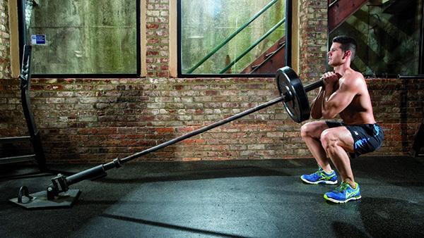 防止衰老,從練腿開始!同時提升男人戰鬥的力量!
