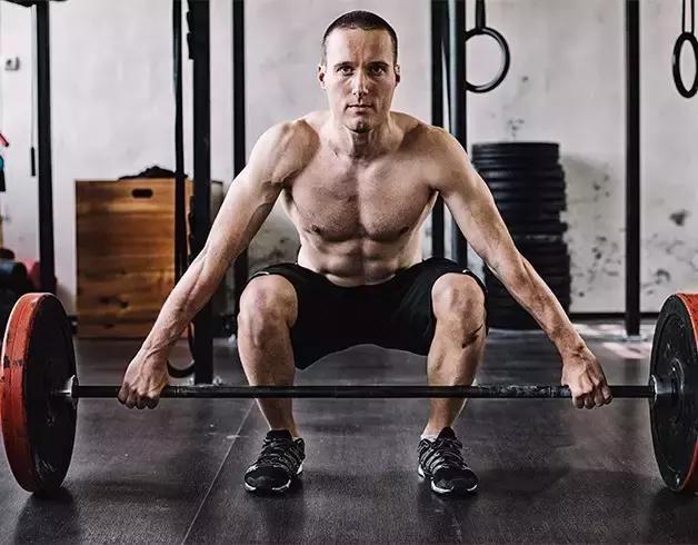 5個基本型槓鈴舉重動作,鍛煉肌肉群、肌耐力!