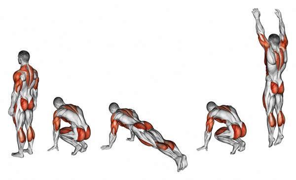 比跑步減肥快2倍,30秒就能燃脂的動作!