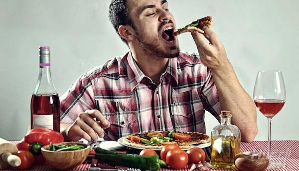 雙重傷害:大餐後內疚就禁食一餐! 4種飲食搭配健康減肥