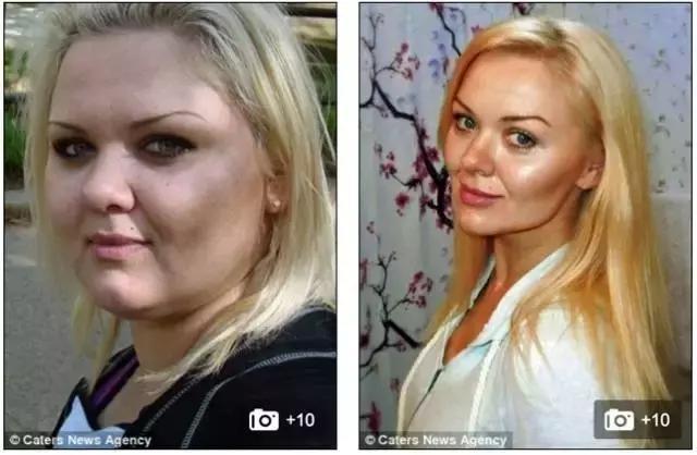 因為肥胖,前男友罵她:一灘肥垃圾!健身後完成最佳報復!