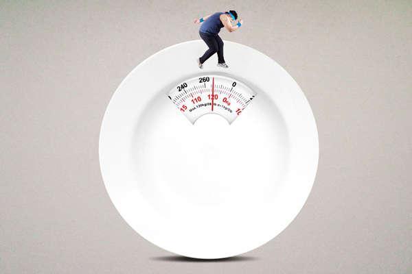天天跑步,體重就是沒變化!到底為!什!麼!