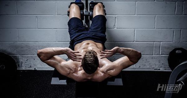 不借力慢動作才能練好腹肌! 6個動作全方位虐腹