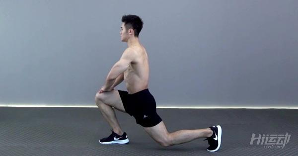 防止受傷,身材塑形就靠拉伸! 8個動態拉伸術