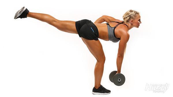 1個啞鈴8個動作鍛煉全身肌肉!不用再跑健身房了