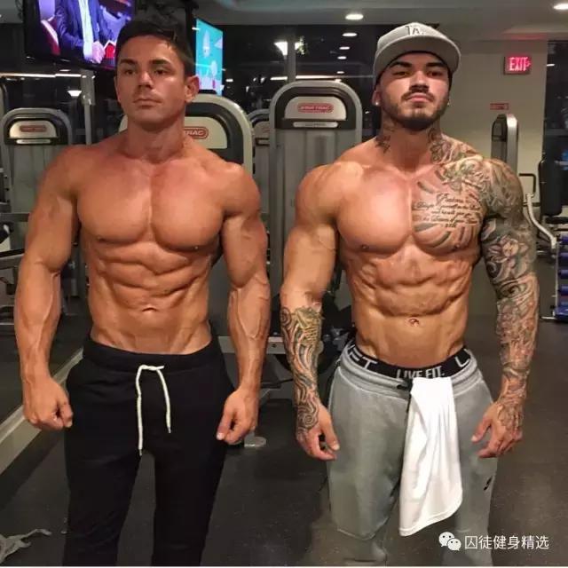 男生從瘦弱到強壯,一身肌肉是什麼樣的體驗?