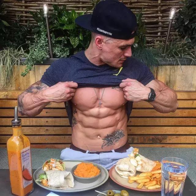 """""""七分吃三分練,如何餵飽肌肉?"""""""