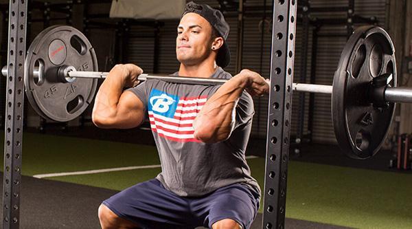 每週訓練2天,全身增肌計劃!沒有時間這樣練