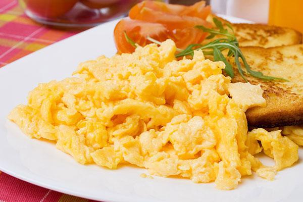 減肥1天只能吃1個蛋,還不能吃蛋黃?