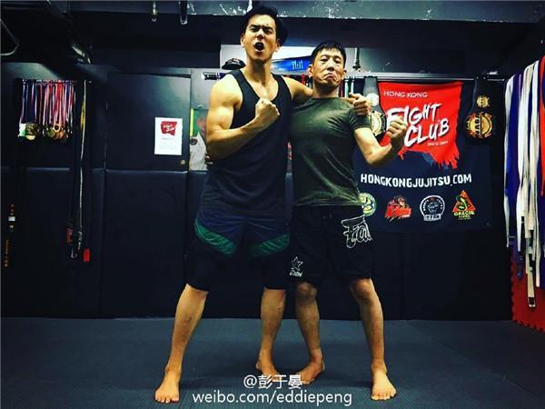 徐曉東PK雷公太極?不關心誰更厲害,KO肥肉才是正道!