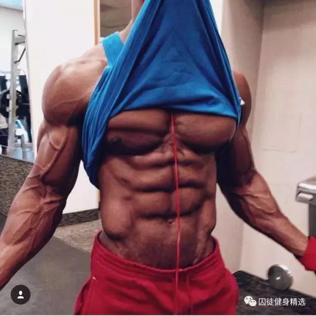 看到大肌霸,你在想什麼?他是誰?