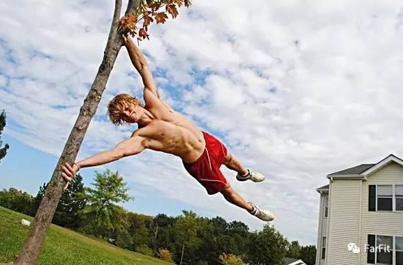 被譽為健身圈最酷的動作,能做的都是健身大神!你會做嗎?