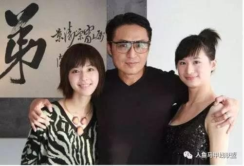 """""""馬景濤宣布離婚,34歲妻子離婚前三天仍在健身!"""""""