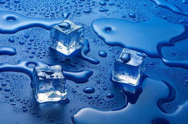 胖子福利:天氣熱了,冰敷也能減肥?