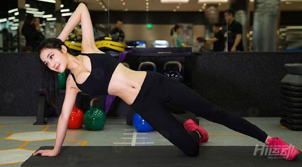 腰腹臀腿一次性搞定! 9個動作解決水腫肥胖