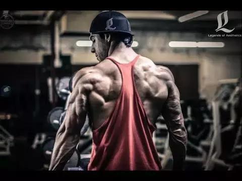 2套徒手增肌動作,虐出完美肉體,快速變身型男!