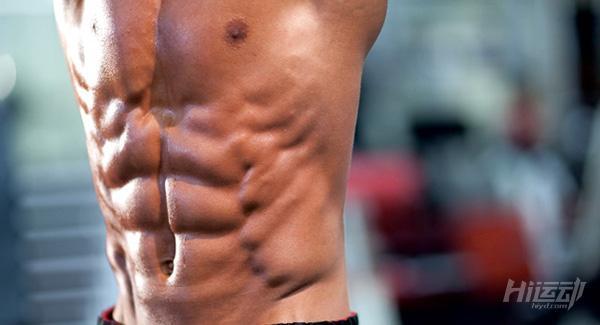 tabata高強度腹肌訓練! 4個動作4分鐘虐腹