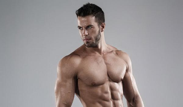 5個最有效的胸肌動作 大胸弟這樣練出來