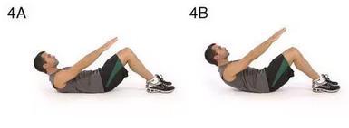 11個動作7分鐘隨時開練 碎片時間也能健身