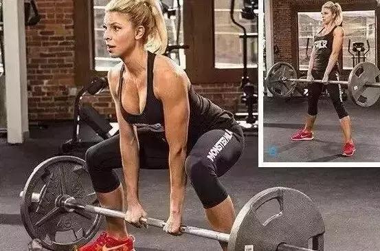 除了深蹲,這個動作一樣是健身王牌動作!
