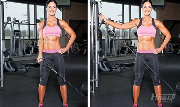 """5個方法讓側平舉練肩更有效!別在""""舒適區""""練太久"""