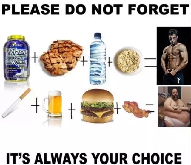 健身了還在吃這些?你流的汗都是腦子進的水嗎?
