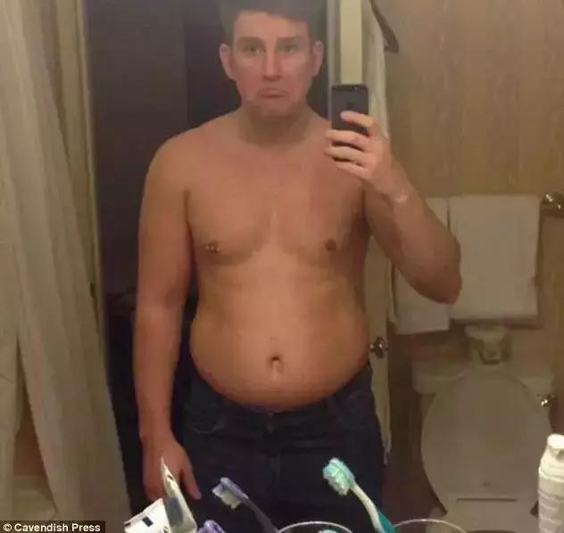 7個月,從孕婦男逆襲肌肉型男,屌炸天!